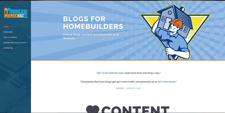Blog for Homebuilders