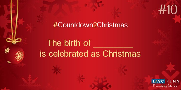 Only 10 days to go for #Christmas!! #Countdown2Christmas