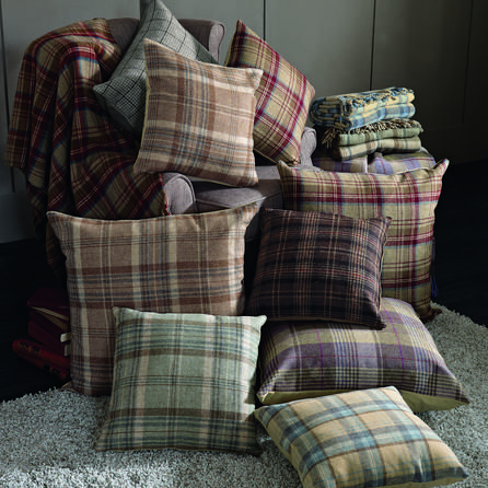 Tweed Cushion Dunelm Tack Room Pinterest Tweed And