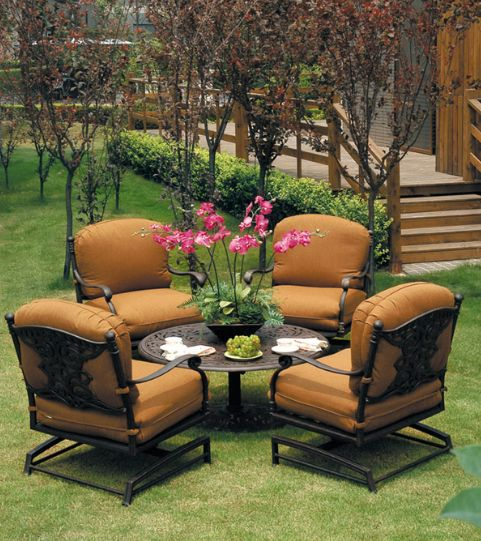 368 best images about outdoor patio furniture on pinterest for Hanamint patio furniture