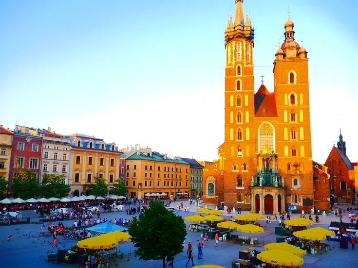 Krakow calling! August 2015