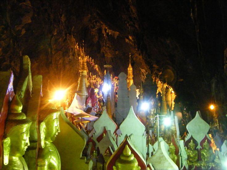 Grotte di Pindaya