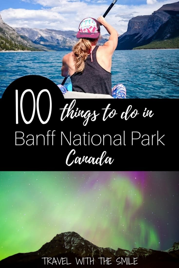 Are you planning a trip to Banff and don't know where to start and what to do? This article gives you an idea for | Things to do in Banff | Things to do in Lake Louise | What to do in Canadian Rockies | Best things to do in Banff | Things to do in Jasper | Banff National Park Canada | #banff #canada #canadianrockies #tbin