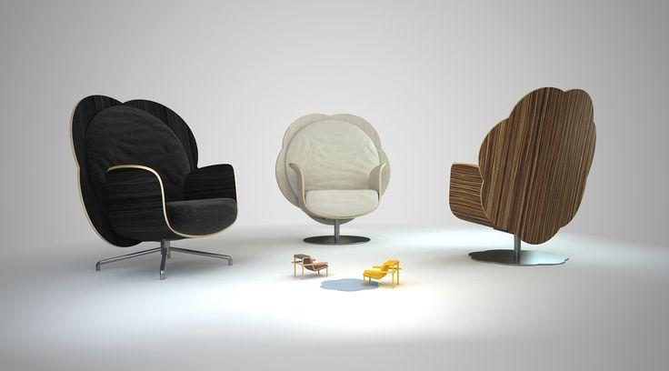 Zonflower lounge // design rjw elsinga // first published june 20 2015
