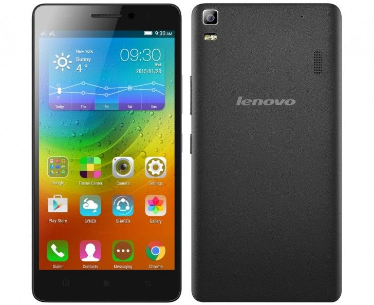 Lenovo launches A7000 Turbo with Price, Features and Specifications in India