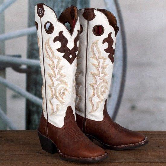 Tony Lama Yukon Buckaroo Boots
