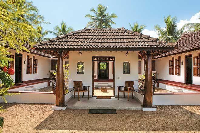 Pin By Roy Terachi On House Idea Village House Design Kerala Traditional House Kerala Houses