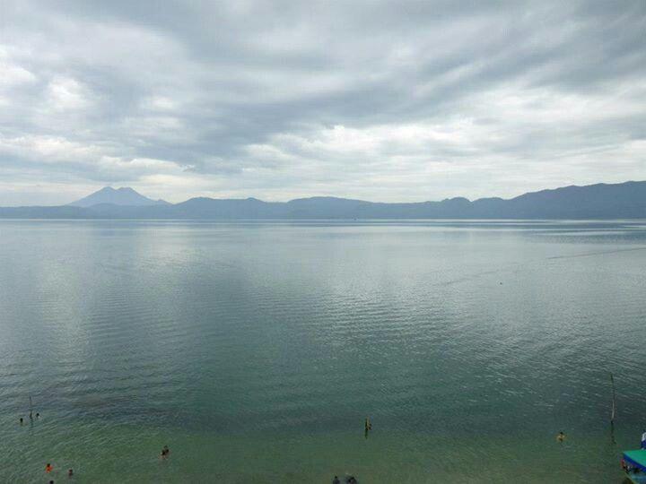 Lago Ilopango, El Salcador.