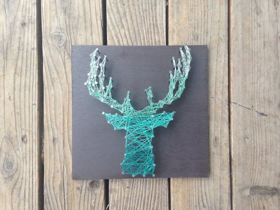 73 best m y e t s y images on pinterest string art for Fish string art