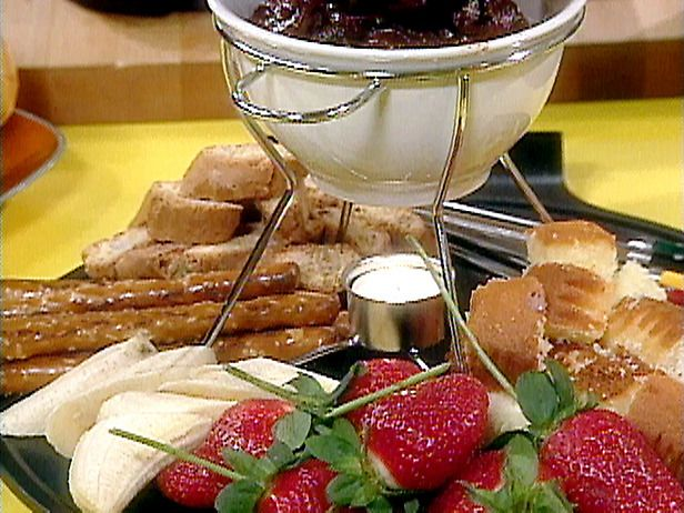 Chocolate Fondue | Recipe