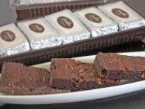 CARA MEMBUAT BROWNIES BEKU (Frozen Brownies) | Resep Masakan Indonesia Sederhana