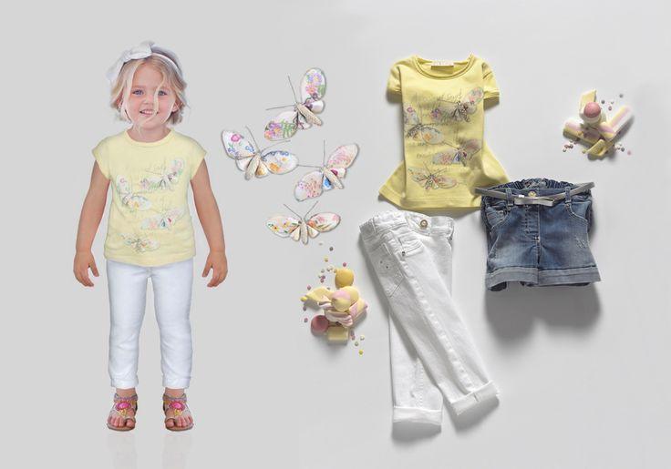 Ali di farfalle luminose... #Abbigliamentobambina, vestiti bambina, vestiti #cerimonia, abiti cerimonia bambini, #vestitino bambina #cerimonia #cerimoniabimbi#abbigliamentowww.elsyspa.com/...
