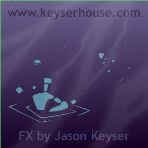 jkFX Water Splash 01 by JasonKeyser