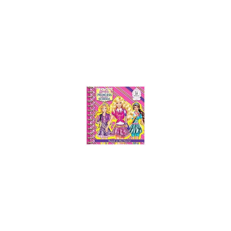 Princess Charm School ( Barbie: Pictureback) (Paperback)