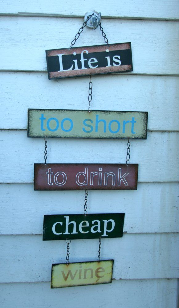 The Ice House Winery - Niagara On the Lake, ON, Canada. Life is too short to drink cheap wine