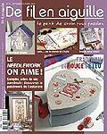 Французский журнал по вышивке крестом. Обсуждение на LiveInternet - Российский Сервис Онлайн-Дневников