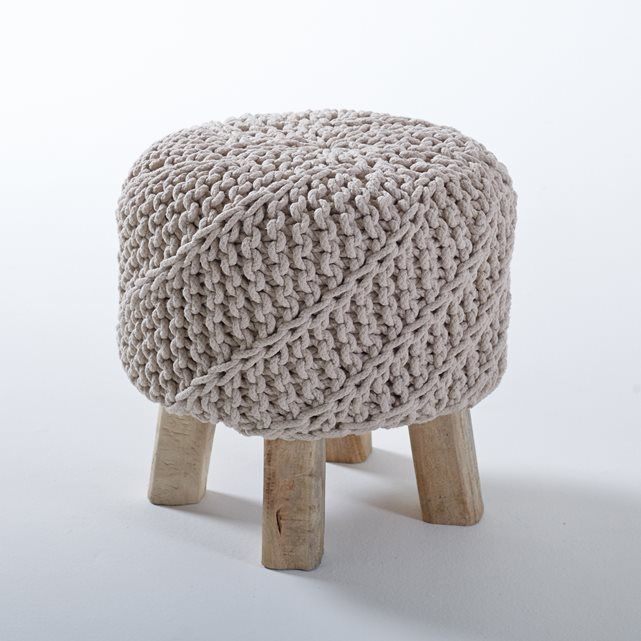 Sédia Stool La Redoute Interieurs : price, reviews and rating, delivery. Sédia stool. Are you looking for something a bit different?? Fans of stylish interior design will love the handmade look of this irresistible little knit stool!Description:Arran knit seatFeatures:Mango wood legs covered with woven knitted cotton.Discover our déco collection at laredoute.co.ukDimensions:Overall size:Width: 44.5cmHeight: 41.9cmDiameter: 44.5cmSize and weight of parcel:1 parcel46 x 46 x 47.78...