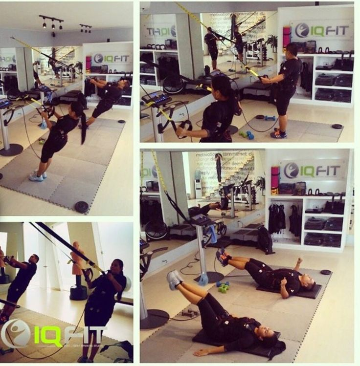 Training with miha bodytec @ IQFit in Cúcuta | Colombia Tel: 3175150157 - 595-5458 #mihabodytec #worldwide