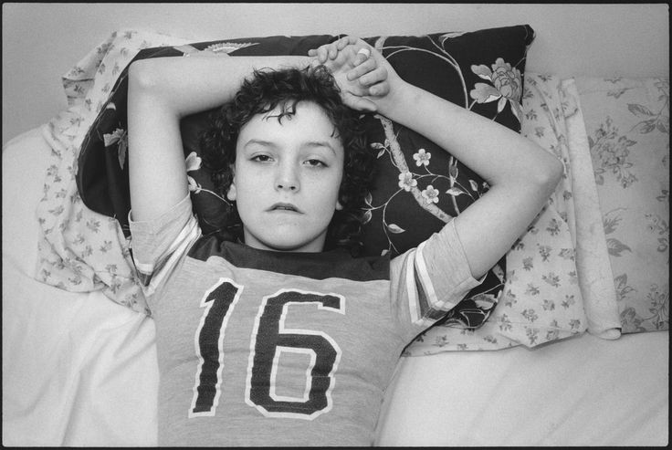 La vie de Tiny, par Mary Ellen Mark