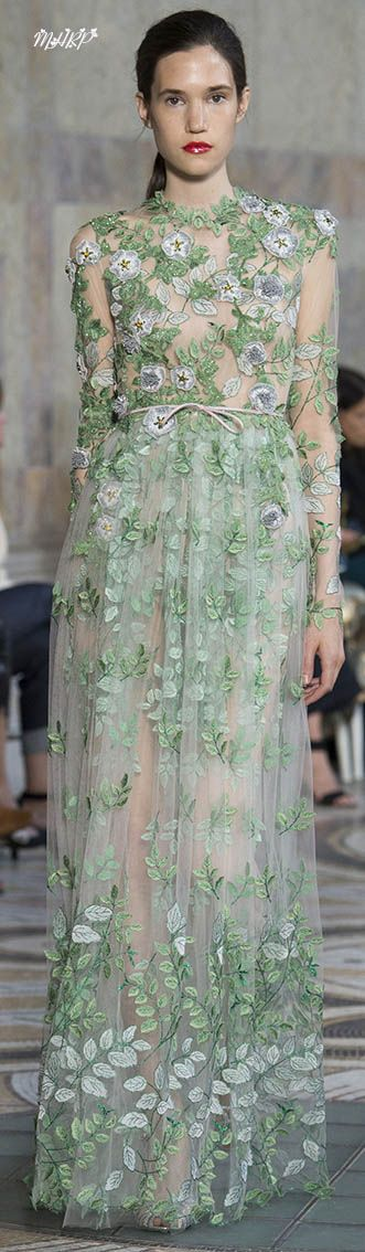 G.Valli Fall 2017 Couture