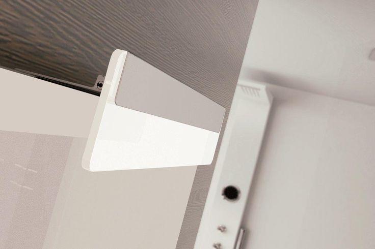 Kinkiet/Spotlight LED PLAY.  #elita #meble #lazienka #play #bathroom #furniture