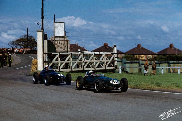 Stacey Lotus 16 - Bonnier BRM P25 - 1959 England