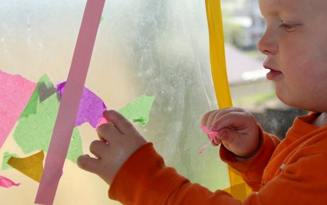 Toddler Arts and Crafts Projects