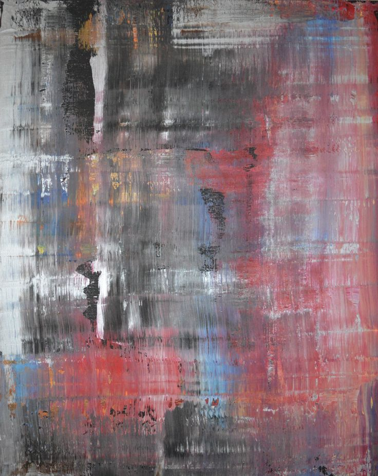 Abstract art by Canadian artist Robert Martin Abstracts. Title Reveal 24x30x0.75in. In acrylic on canvas. Year 2016