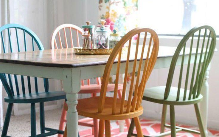 Oltre 25 fantastiche idee su colori della sala da pranzo for Case senza sale da pranzo