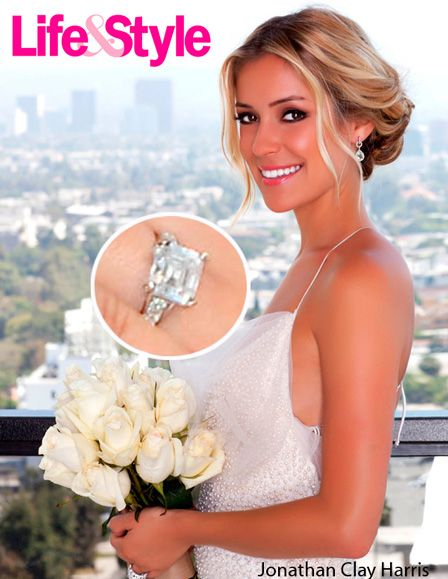 Kristin Cavallari gives back her engagement ring! | Life & Style Weekly