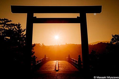 Mie: Ise jingu, Ise shrine, 三重: 伊勢神宮 http://en.wikipedia.org/wiki/Ise_Grand_Shrine #japan #sightseeing