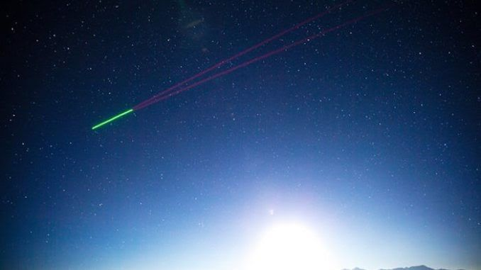 Chinese scientists have moved us one step closer to Star Trek style teleportation, after successfully teleporting a photon into the Earth's orbit.   The researchers teleported a photon from Earth to a satellite in orbit over 500 kilometers above.  Yahoo News reports:  The satellite, called Micius, is a highly sensitive photo receiver capable of detecting the quantum states of single photons fired from the ground. Micius was launched to allow scientists to test various technological building…