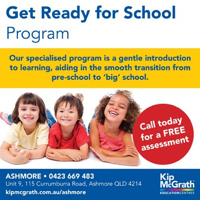 School Readiness Program for Pre-Prep students.