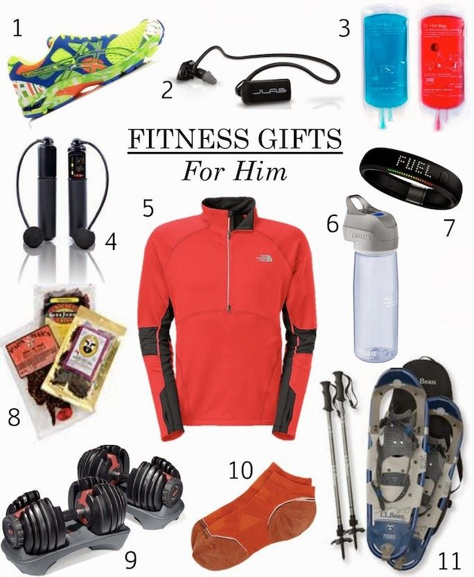 A Bit of Sass: Holiday Gift Guide: Fitness Gifts For Men