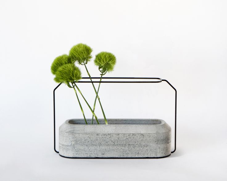 CROWDYHOUSE. WEIGHT Concrete Vase A https://www.crowdyhouse.com/shop/weight-concrete-vase-a/