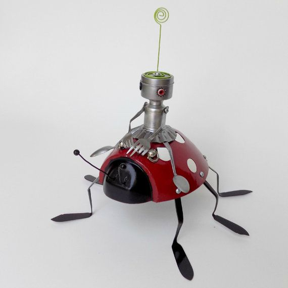 how to make insect robot