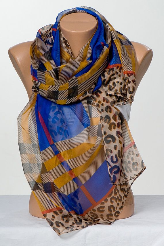 Cashmere Silk Scarf - chirp by VIDA VIDA XE1WXG