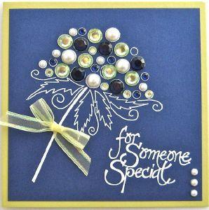 Bubble Bloom Clarissa Single Stamp