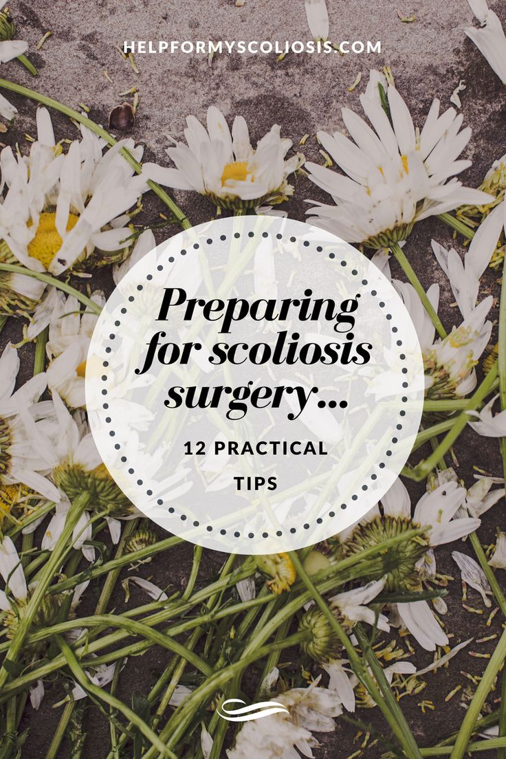 I thought I'd write a post about preparing for scoliosis surgery, as I know that before my surgery it was something I was worried about. It was difficult to know what I should be doing and how to prepare. Firstly, I recommend that anyone facing this surgery, as well as their close friends/family members should …