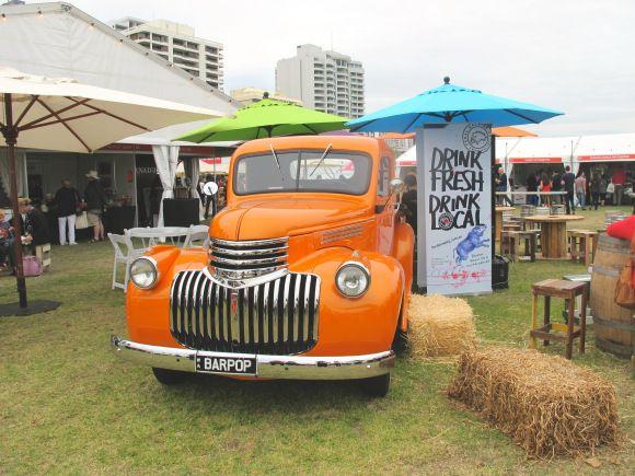 Taste of Perth 2014, Langley Park