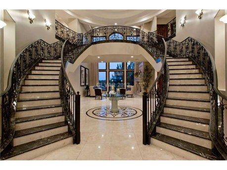 1000 Images About Double Staircase On Pinterest