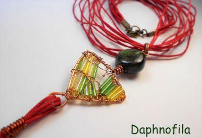 Τα daphnofila δημιουργούν: Κόκκινη συμφωνία!