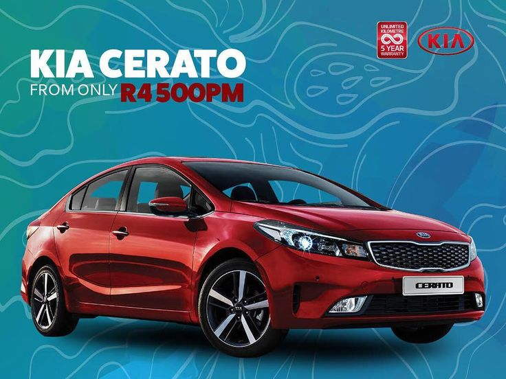 The sleek and stylish Kia Cerato could be yours from only R4500p/m. Every element of the Cerato is designed to protect the people inside. And with advanced safety features sophisticated technology and a 5-year unlimited-kilometre warranty the Kia Cerato continues to be full of surprises.  Interested?  Follow link in our bio;  Remember to Like our page to keep up to date with the latest Vehicle Promotions around South Africa. New Deals added daily! #carfind_co_za #cars #newcar #newuber #uber…