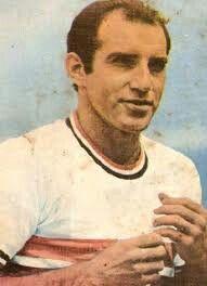 Gerson of Sao Paulo & Brazil in 1969.