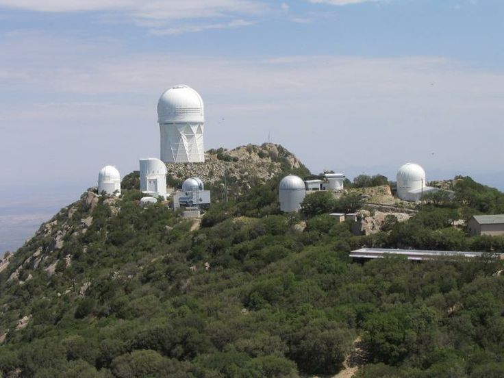 I'll like to see the stars and planets at the Lowell Observatory in Flagstaff. (Arizona, USA)