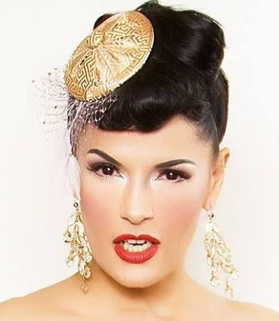 gold fascinator hats - Google Search