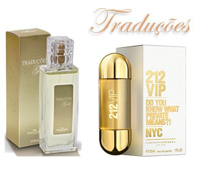 TRADUÇÕES GOLD 63 | *212 VIP FEMININO CAROLINA HERRERA – 100ml  Tipo Woody Oriental com aroma intenso.