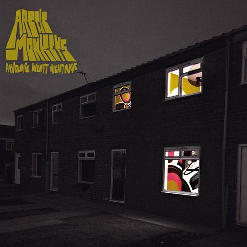Favourite Worst Nightmare – Arctic Monkeys