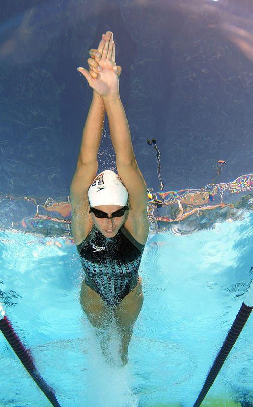 100 Greatest U.S. Olympians Pictures - Amanda Beard | Rolling Stone
