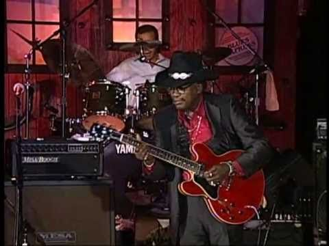 47 MINUTES Otis Rush In Concert